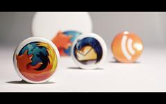 Mozilla pins (wallpaper)