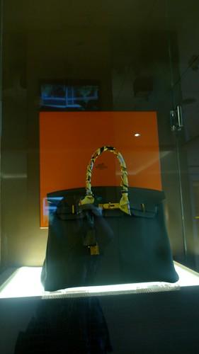 Hermes bag @ Midas Hotel