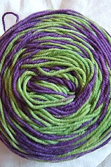 Lorna's Laces Jungle Stripe