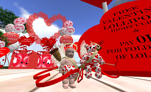 Cupid Linden & friend