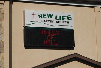 Halls of Hell