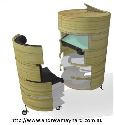 design-pod by Andrew Maynard Architects Australia