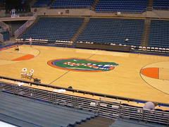 Gator's Home Court