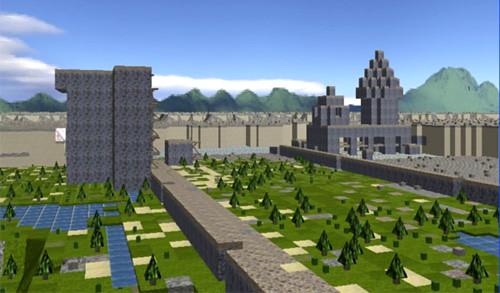 Dwarf Fortress 3d Visualizer por tigsource.