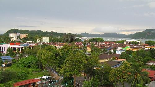 Langkawi Island (taken from Kondo Istana)