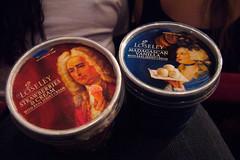 Ice-cream (3 pounds each!)