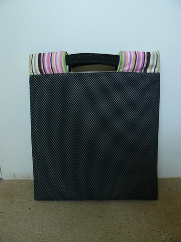 Unloaded Book Tote