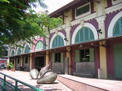 La Placita or Plaza del mercado in Santurce, San Juan