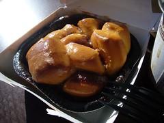 McD - Cinnamon Melt