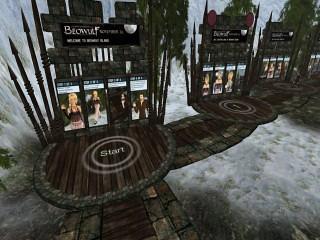 Beowulf Island Orientation Path
