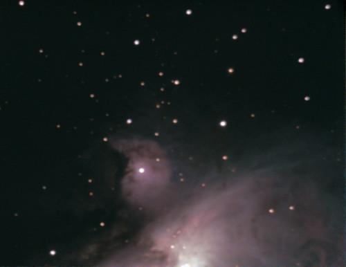 M43-de Mairan's Nebula on 2/10/08
