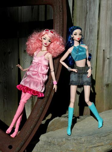 Amelie & Misaki