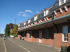 Wallingford, CT Railroad Station