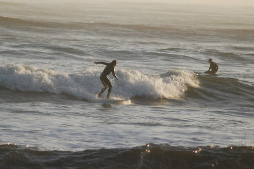 Sanjin Surfing