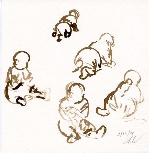 Baby Gesture 1