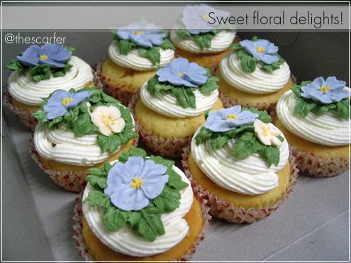 Sweet floral delights!