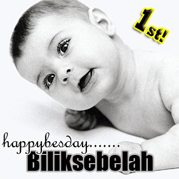 Besday Baby Biliksebelah