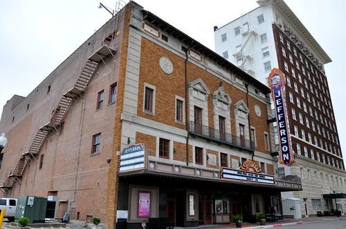 Jefferson Theatre Exterior