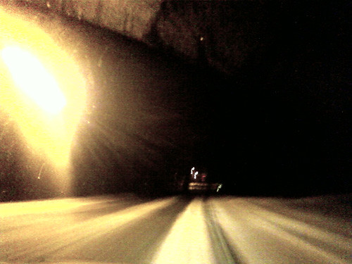 Night Drive II by Karyn Ellis