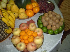 our lucky fruits
