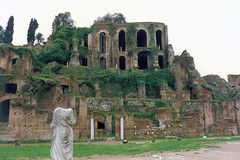 Rome - Palatine Hill