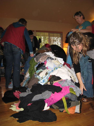 Bitch-N-Swap: Pile O' Clothes