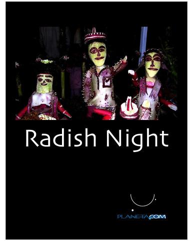 radish night