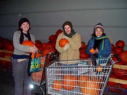 WinCo Pumpkin Patch Adventure