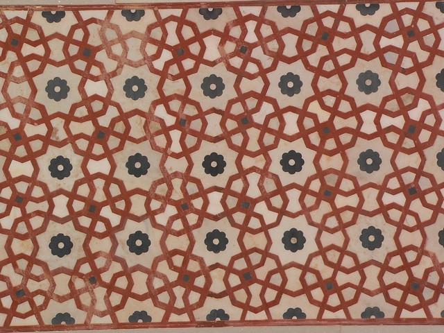 Itimad-ud-Daulah's Tomb - detail