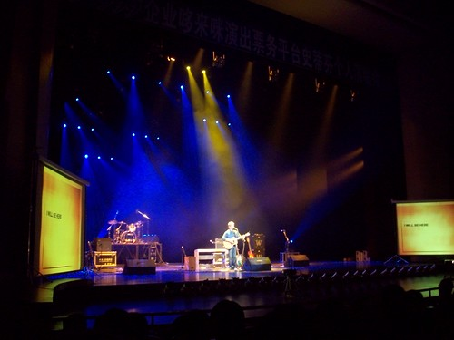 steven curtis chapman - stage