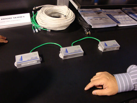 Tahoma MT HOOD 3G HDMI Extenders