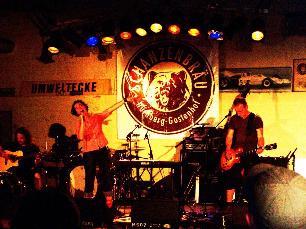 What about Carson, Schanzenbräufest Nürnberg, 9. Mai 2009