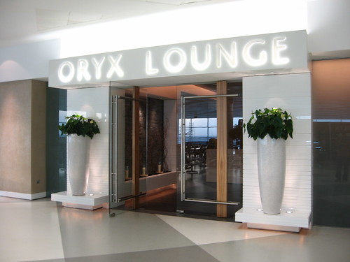 Oyx Lounge Doha Airport
