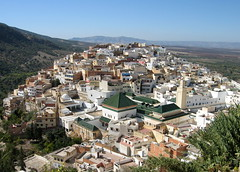 Moulay Idriss (c) Pierre Metivier