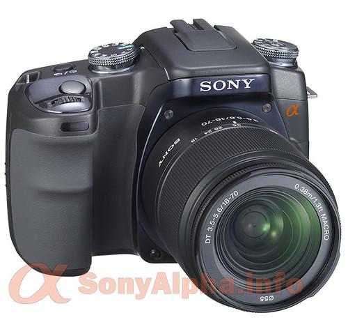 Sony Alpha DSLR-A100