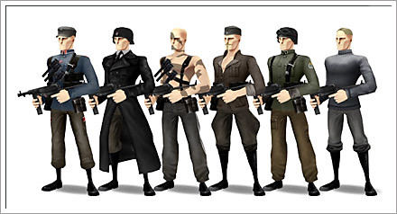 Battlefield heroes games screenshots character customization
