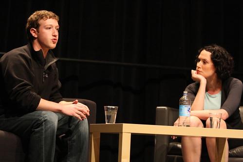 Zuckerberg and Lacy