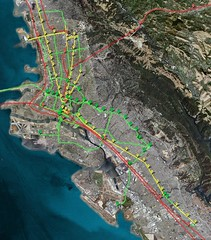 East Bay Future BRT Network