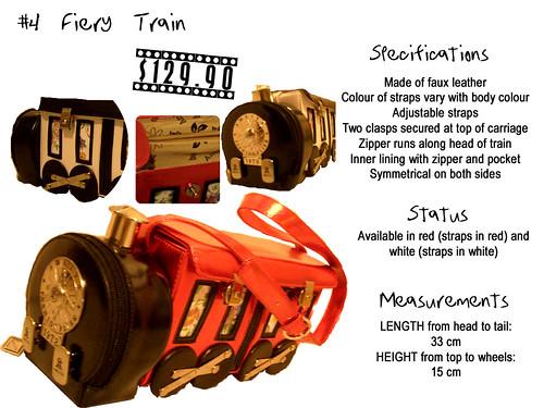 4 Fiery Train