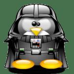 Tux Vader, el terror de la galàxia