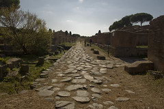 Roman Roads by chlywhite