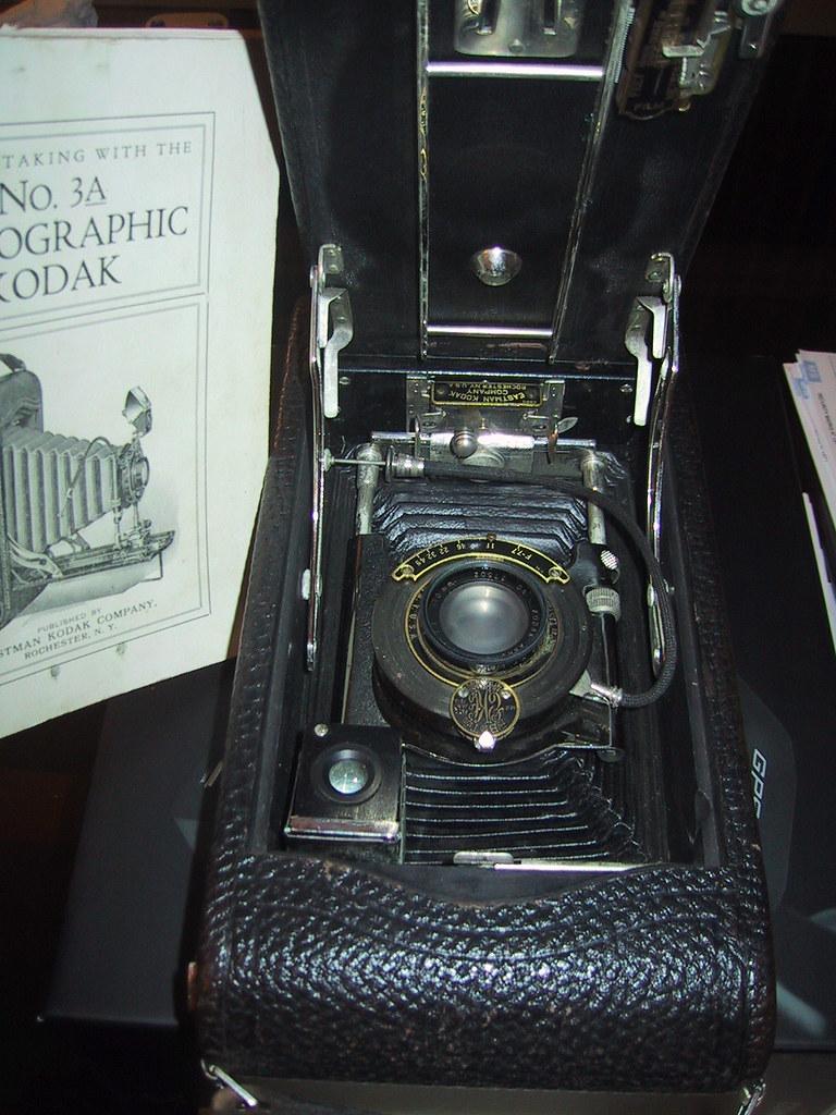 Kodak 3A inside