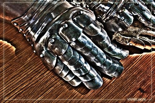 Gantelets / Metalic Gloves