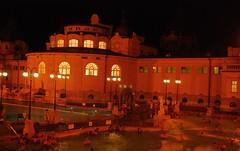 Turkish baths!