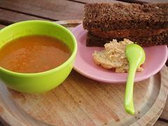 Cumin Carrot Soup
