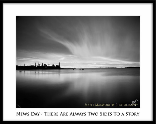 News Day - There are always two sides to a story