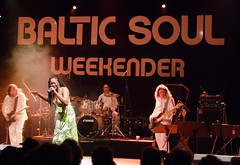 Baltic Soul Weekender 2008 (04): Sharon Philipps