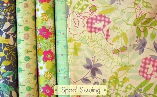 Spool Sewing + Sarah Kaye = Project Ideas!