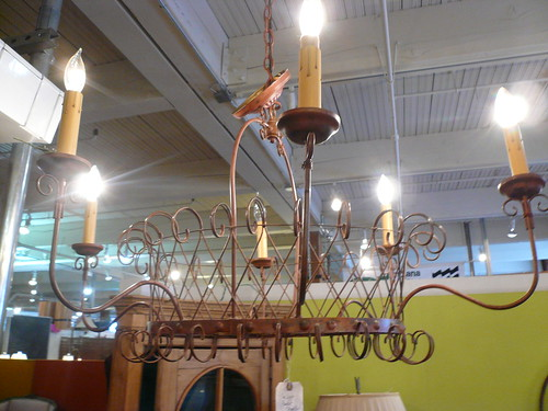 Airy Chandelier