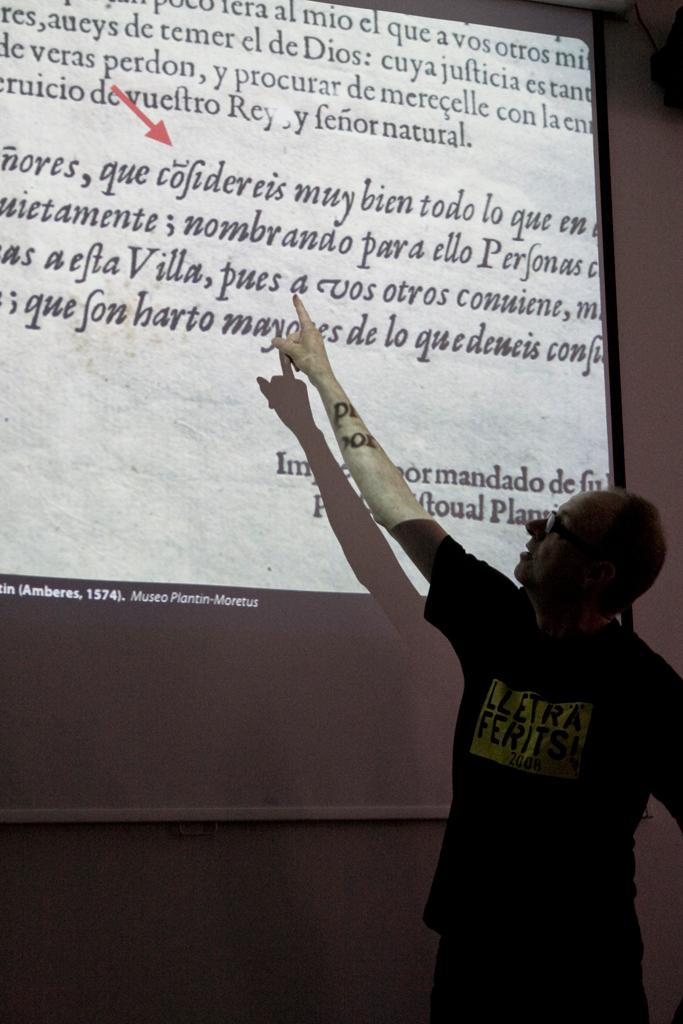 Andreu Balius y José Scaglione,